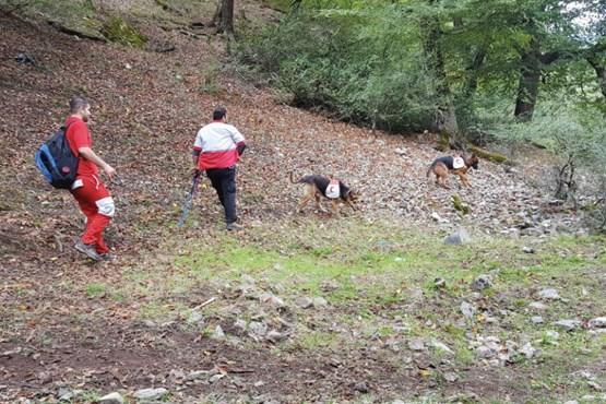نجات 11 نفر گرفتار در دره آسته اسفراین