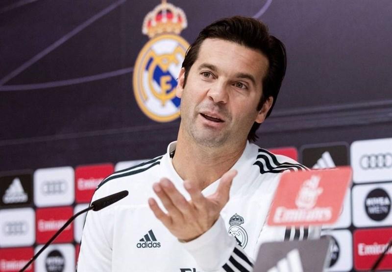 سولاری: ترکیب 11 نفره ثابتی در رئال مادرید وجود ندارد، تا آخرین لحظه برای قهرمانی در لالیگا خواهیم جنگید