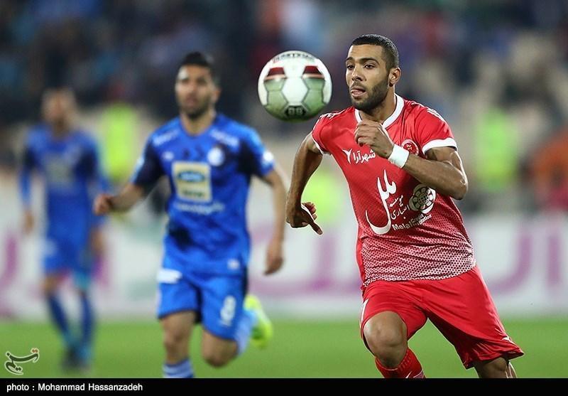 مرتضی منصوری: از گل محمدی تشکر می کنم که به من اعتماد کرد، برای دعوت به تیم ملی ناامید نیستم