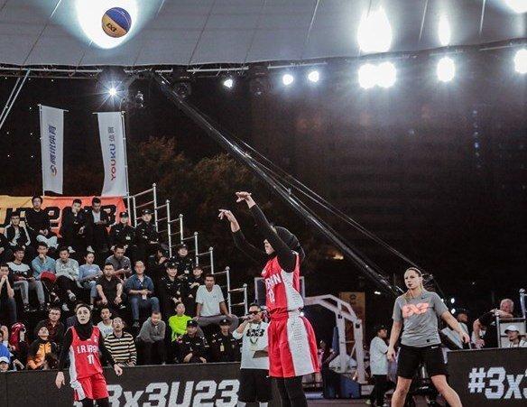 جای خالی بسکتبال سه نفره مردان ایران در جام های جهانی