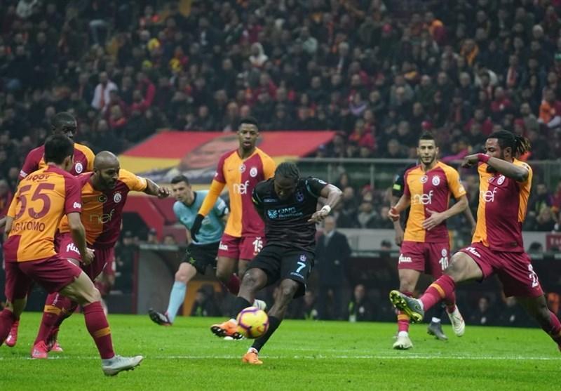 سوپر لیگ ترکیه، شکست ترابزون اسپور در خانه گالاتاسرای