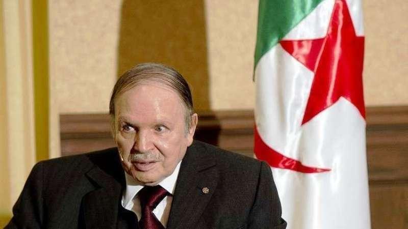 بوتفلیقه : نظام سیاسی الجزایر تغییر خواهد کرد