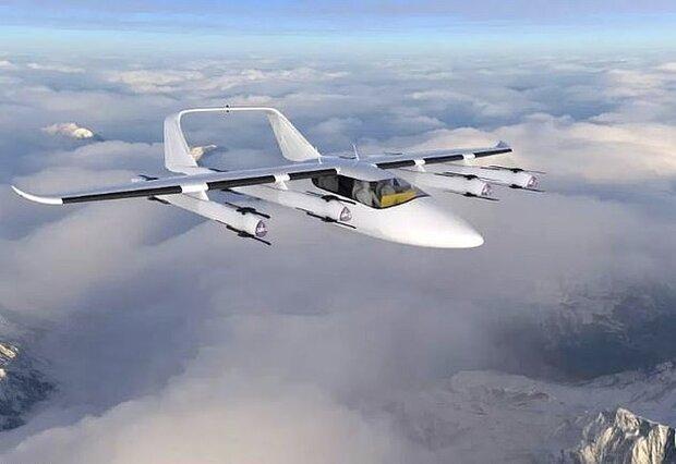 طرح اولیه از هواپیمای بدون خلبان ارایه شد