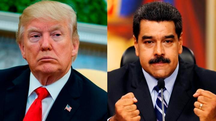ترامپ: سرکوب وحشیانه مردم متوقف گردد
