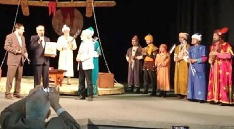 نمایش فردوسی در تاجیکستان
