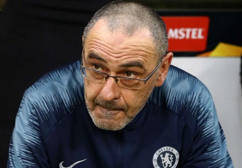 مائوریتزیو ساری: شاید یک بازی سری B برایم مهم تر از فینال لیگ اروپا باشد!، در حال حاضر هیچ استرسی ندارم
