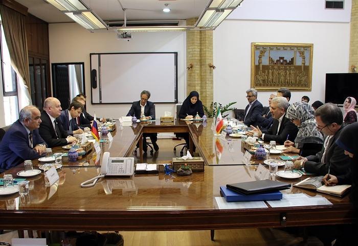 افزایش همکاری های ایران و قفقاز شمالی در حوزه فرهنگ و گردشگری