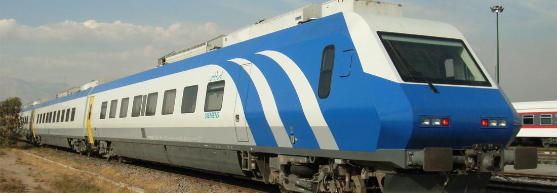 قطار تندرو یزد روی ریل خرابی ، تصاویر و فیلم وضعیت عجیب قطاری با بلیت 80 هزار تومانی