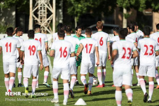 وضعیت تیم فوتبال امید برای المپیک آنالیز شد