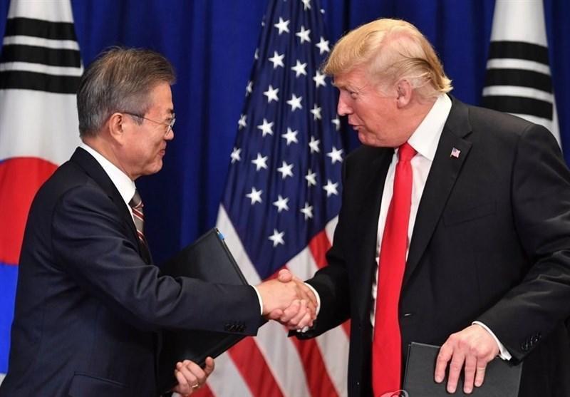 ترامپ از کره جنوبی پول بیشتری می گیرد