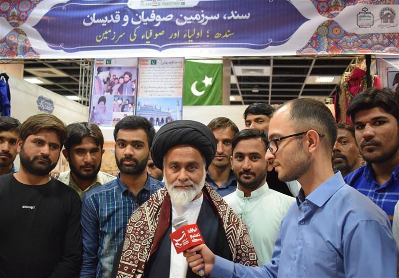 طلبه برجسته پاکستانی: ایران و پاکستان دو کشور همسایه نزدیک به هم هستند