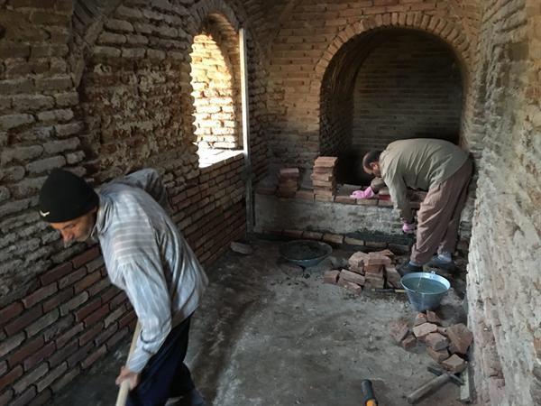 حمام تاریخی مریان گیلان به پایگاه پژوهشی و حفاظتی میراث فرهنگی تبدیل می گردد