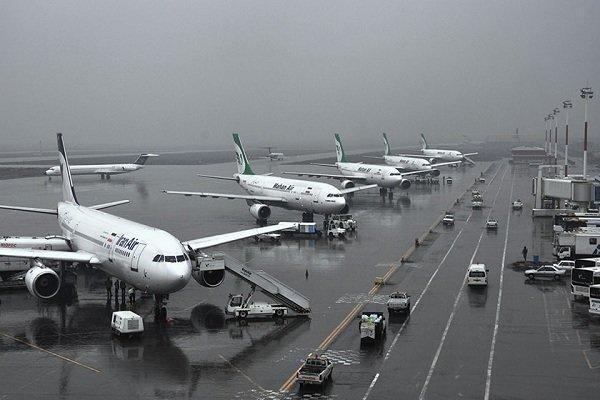 جابجایی 139 هزار مسافر هوایی از ابتدای سال 98