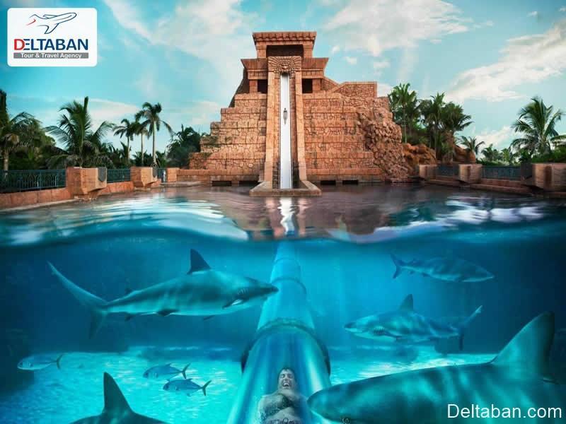 آنالیز دقیق و کامل پارک های آبی دبی