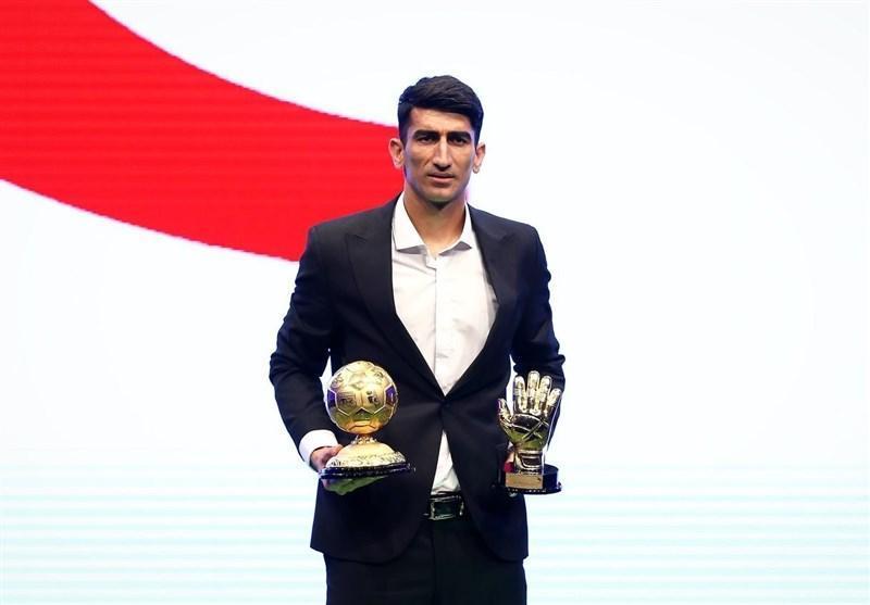 بیرانوند: برای اولین بار در تاریخ یک دروازه بان مرد سال فوتبال ایران شد، دنبال بازارگرمی نیستم، تیم های معتبری به من پیشنهاد دادند