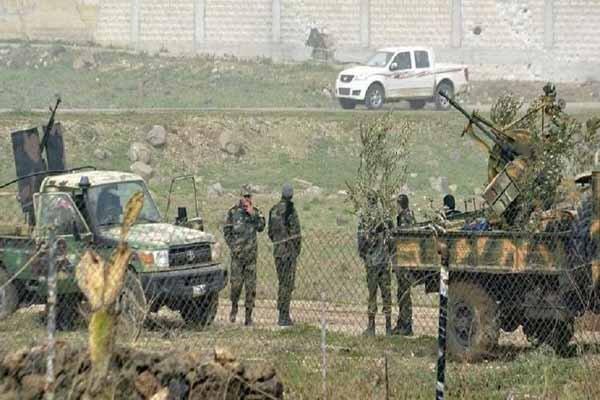 آزادسازی الخوین در ادلب، دفع حملات النصره در غرب حماه
