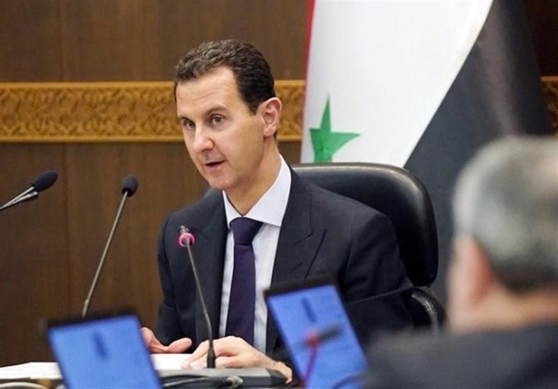 دیپلمات های بلندپایه روسیه درباره چه با بشار اسد گفت وگو کردند؟