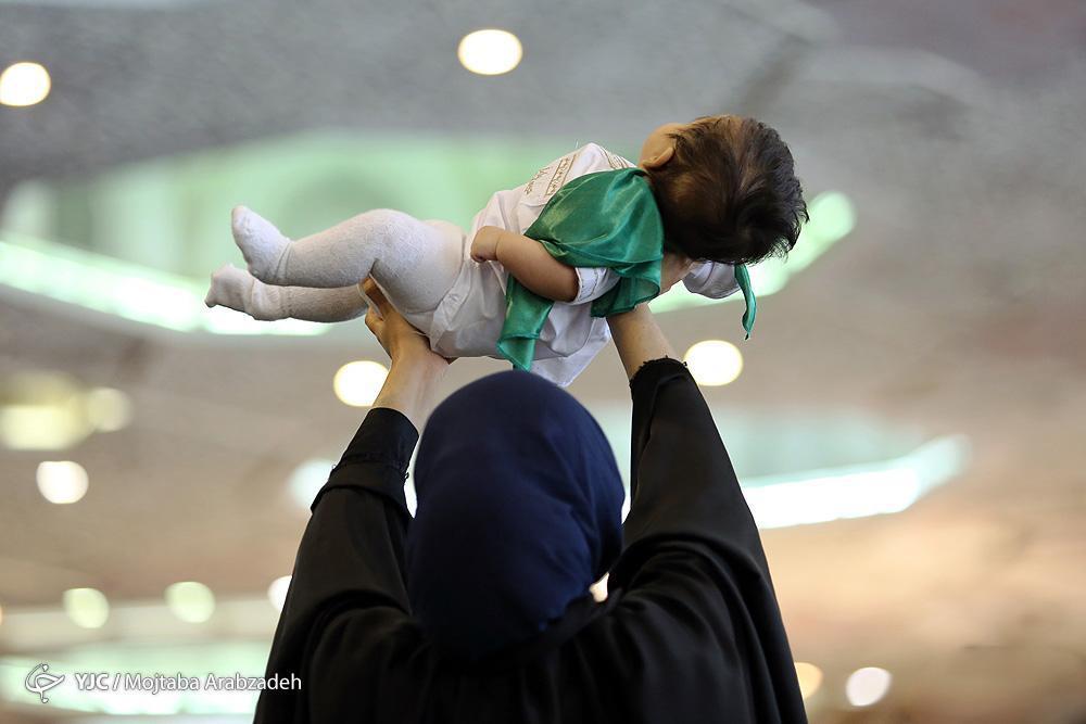 جزئیات برگزاری همایش شیرخوارگان حسینی در استادیوم آزادی اعلام شد