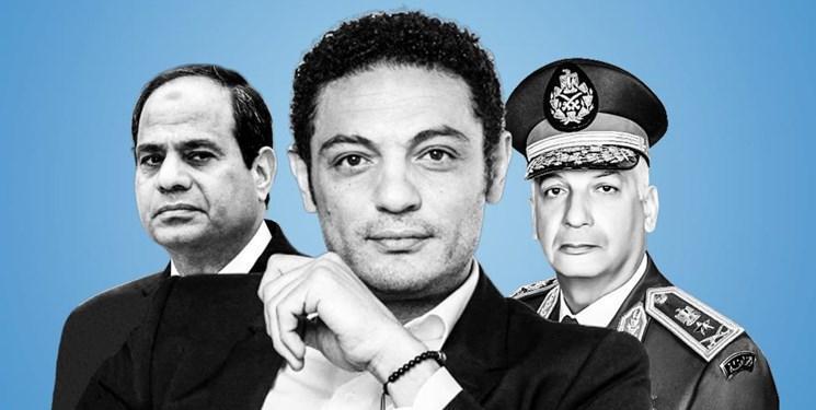 درخواست افشاگر مصری برای بازداشت عبدالفتاح السیسی