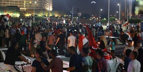 دستگیری 220 معترض ضد دولتی در مصر