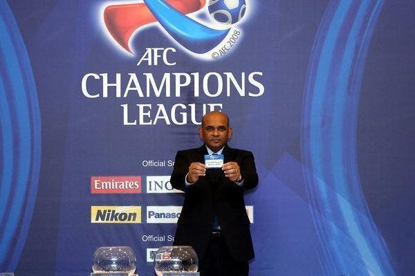 قرعه کشی لیگ قهرمانان آسیا فردا برگزار می گردد، اعلام زمان کامل جام