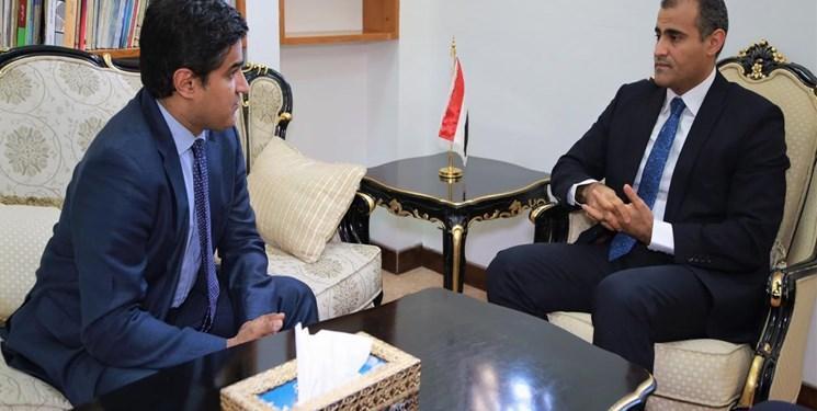 اصرار دولت هادی بر خروج شورشیان تحت امر امارات از عدن قبل از آغاز مذاکره
