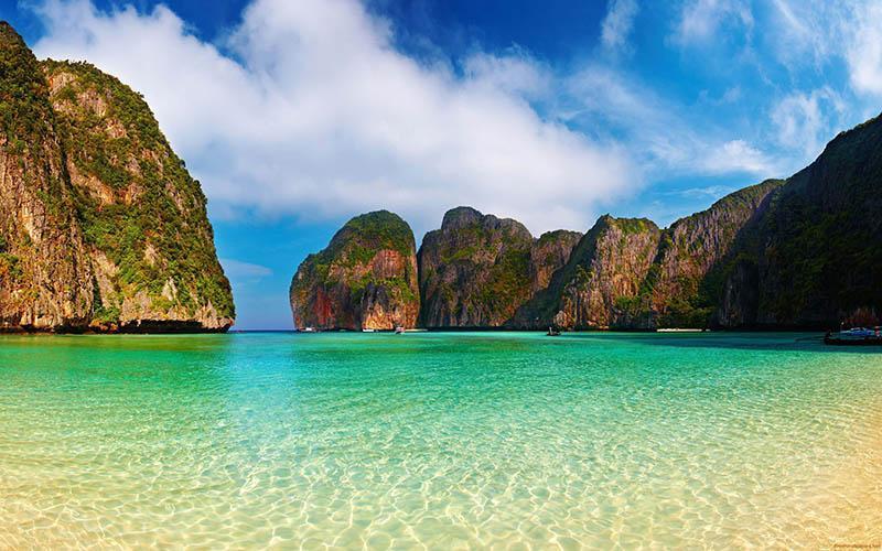 4 جاذبه گردشگری برتر در جزایر فی فی