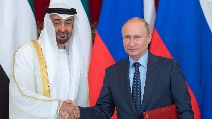 روسیه و امارات در زمینه انرژی اتمی همکاری می نمایند