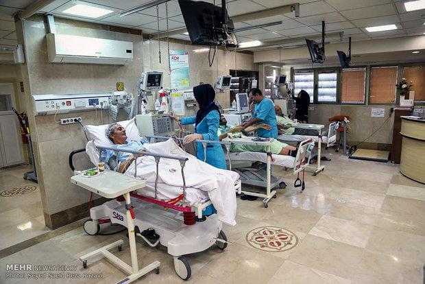 مهاجرت پرستاران زیر پوست نظام سلامت، آمار ماهانه خروج از کشور