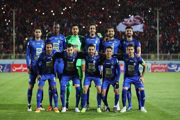 ترکیب تیم فوتبال استقلال برای دیدار با صنعت نفت تعیین شد