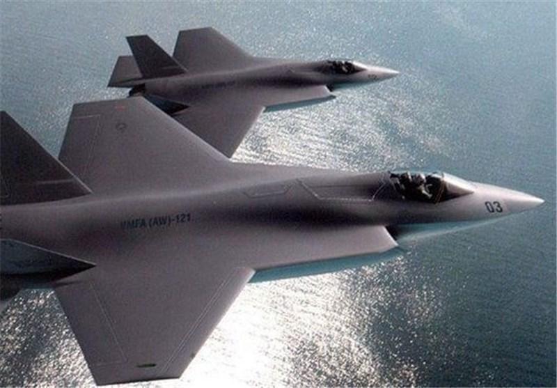 چین اطلاعات هواپیماهای اف 35 آمریکا را هک نموده است
