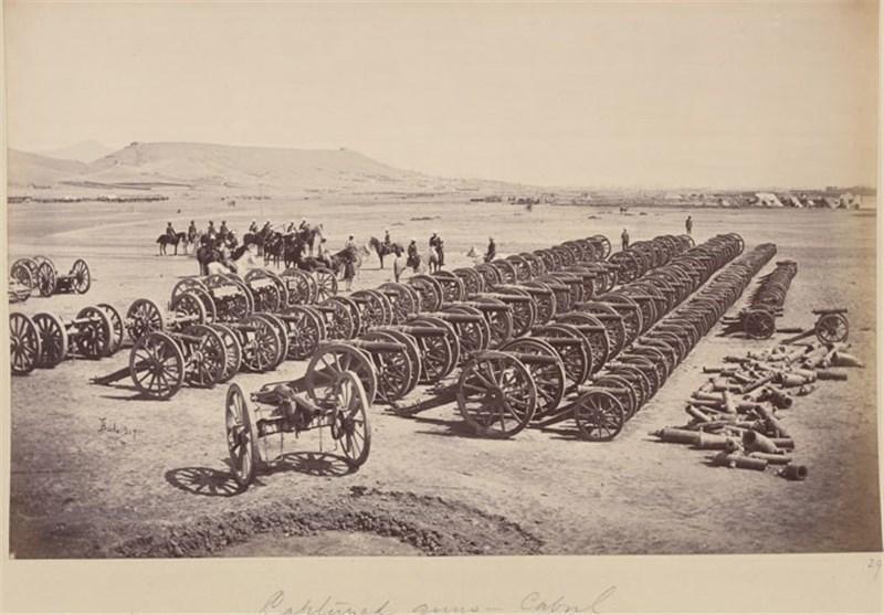 تصاویر جنگ انگلیس و افغانستان