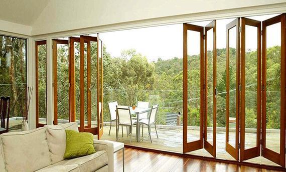 درب های کشویی در طراحی دکوراسیون منزل