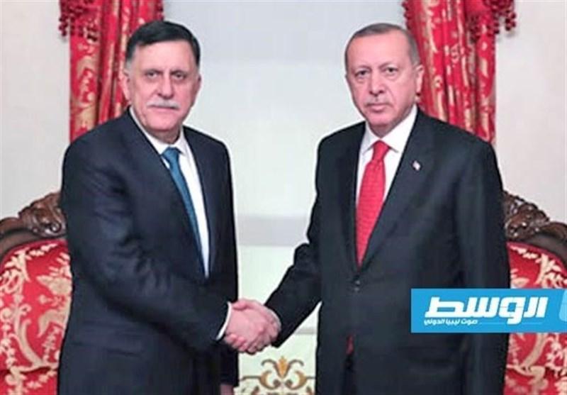 لیبی و ترکیه توافقنامه امنیتی امضاء کردند