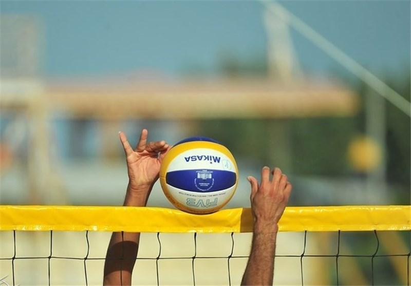 صعود تیم ملی والیبال ساحلی به جمع 16 تیم برتر