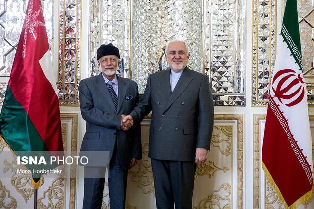 سفر وزیر امور خارجه عمان به تهران