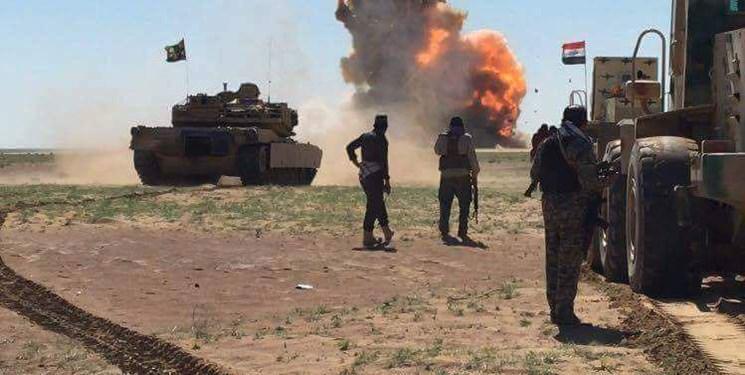 الحشد الشعبی حمله سنگین داعش به جنوب موصل را دفع کرد