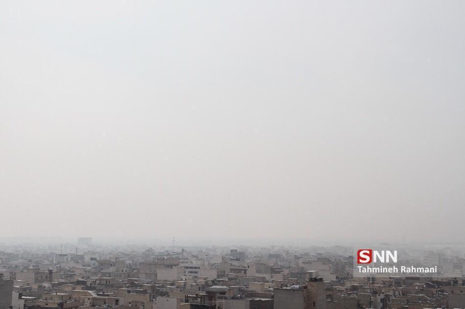 آلوده ترین نقطه تهران کجاست؟