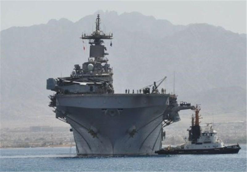 طرح واشنگتن برای اعزام ناوهای جنگی بیشتر به دریای جنوبی چین