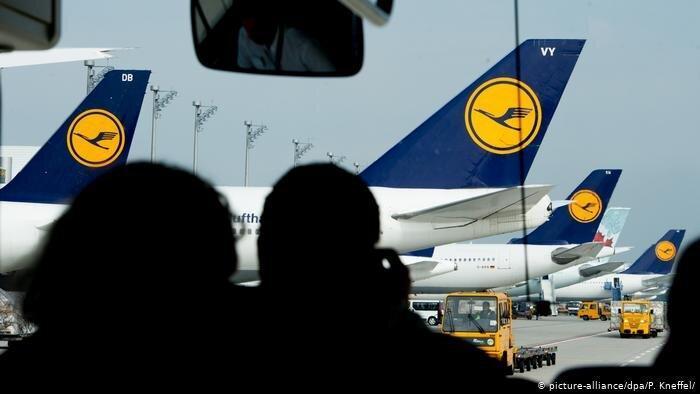 سرنوشت پروازهای لوفت هانزا به تهران