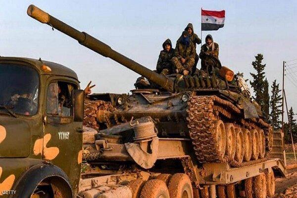 تسلط ارتش سوریه بر 3 شهرک استراتژیک در حومه ادلب