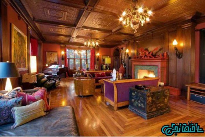 تصاویر خانه رویایی که تا به حال ندیده اید!