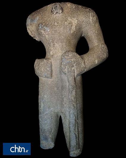 پیکره سنگی سردار ساسانی در استان گلستان ماندگار شد