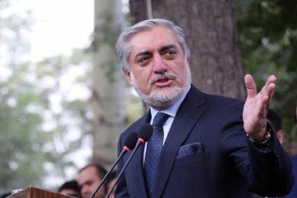 عبدالله عبدالله به امضای توافق صلح آمریکا و طالبان واکنش نشان داد