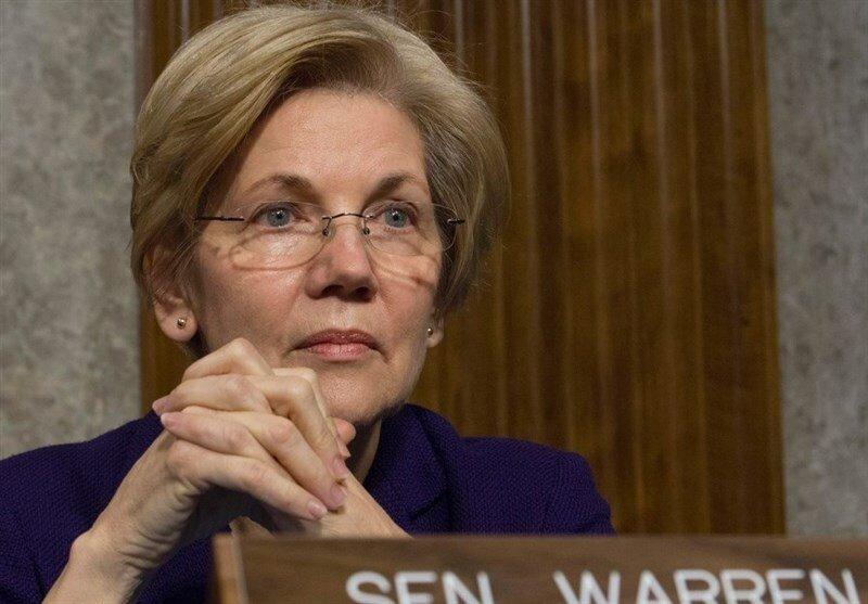 وارن هم از انتخابات استعفا داد