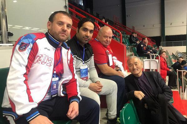 کرونا مانع از همراهی مربی ایرانی کاراته روسیه در باکو شد