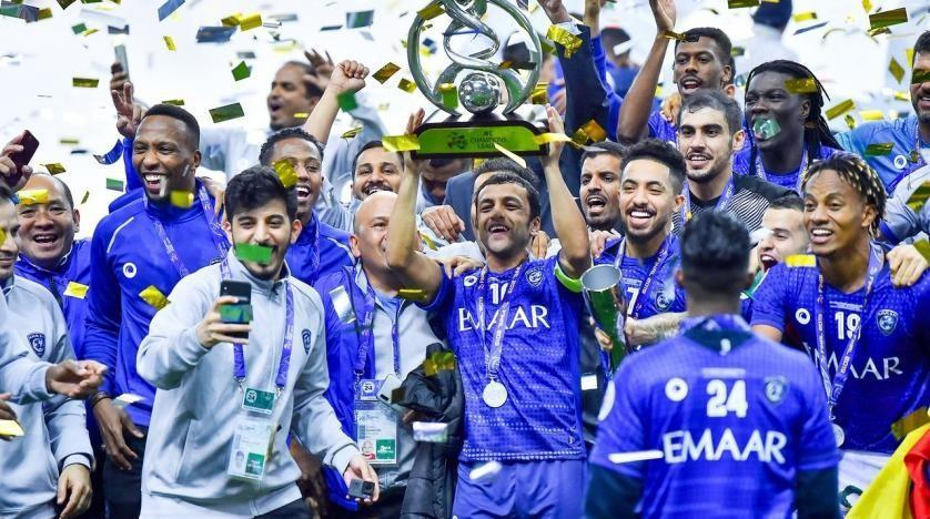الهلال در انتظار قهرمانی بی دردسر در لیگ برتر فوتبال عربستان