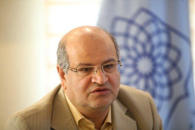 رشد 30 درصدی بستری های کرونایی در تهران