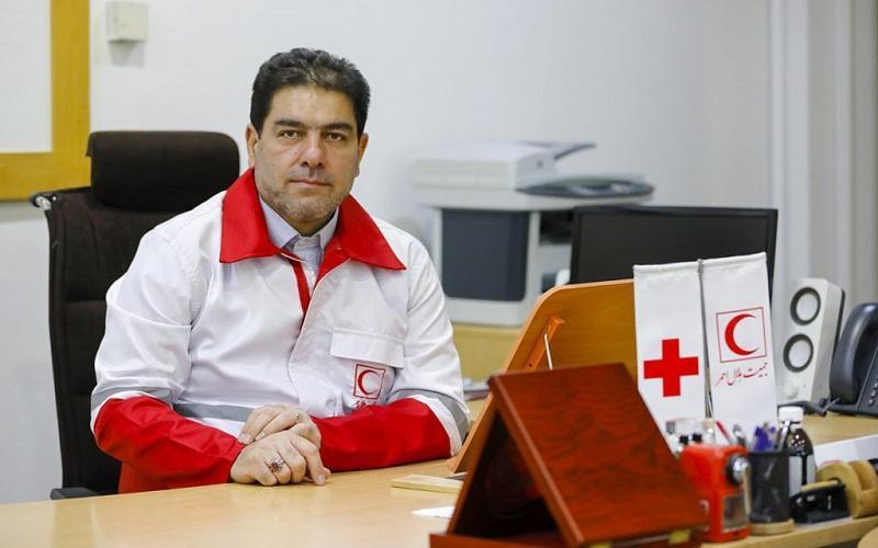 رئیس جمعیت هلال احمر منصوب شد