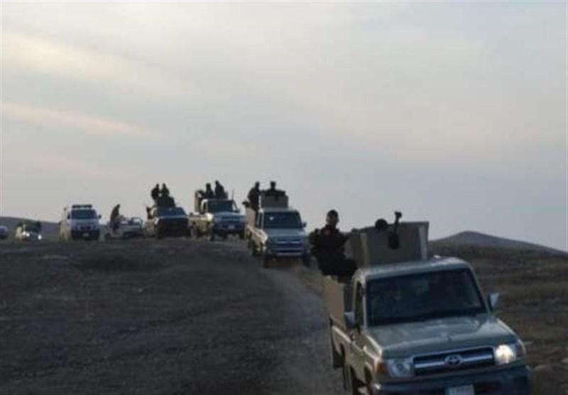 حشد شعبی حملات سنگین داعش در شرق صلاح الدین را دفع کرد